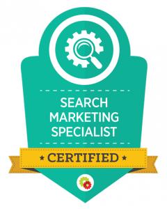 Search Marketing Specialist Logo